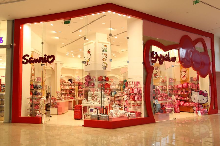 2b0f521a1 Sanrio Gift Shop IBN-Battuta Mall Dubai - Mall Xplorer