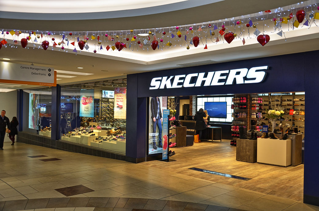 d52182986156 Skechers - Shoe Store in intu Eldon Square Mall