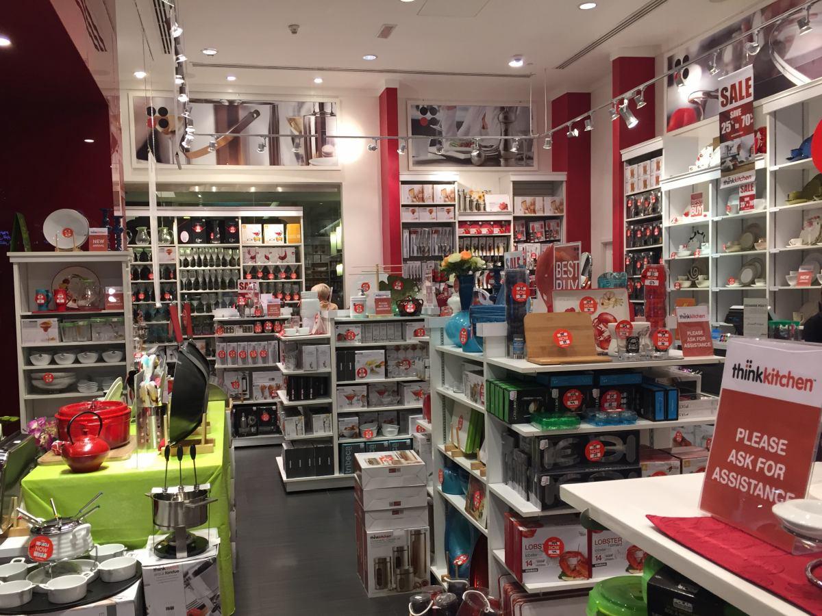 think kitchen home goods store in dubai festival city dubai uae mall xplorer - Think Kitchen