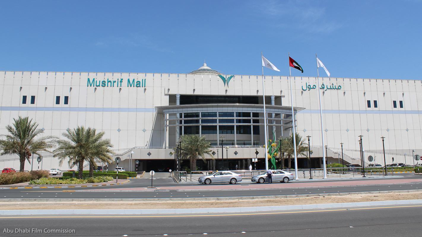 Mushrif Mall Abu Dhabi Uae Mall Xplorer