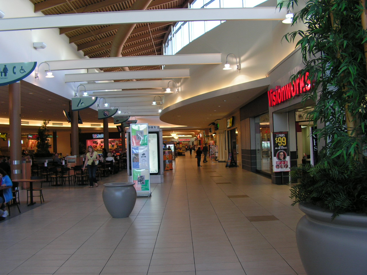 millcreek mall review The millcreek mall is not just the main building but also the several plazas surrounding it as well as the restaurants and hotels the main building, which has nearly 200 stores and kiosks, is recently renovated and very clean.