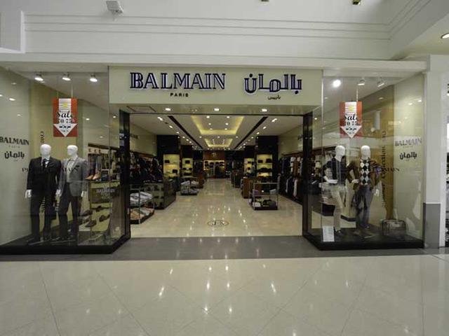 Balmain-Paris-Shop-IBN-Battuta-Mall
