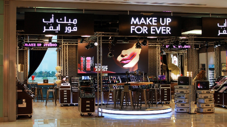 Makeup Forever Dubai Mall Phone Number