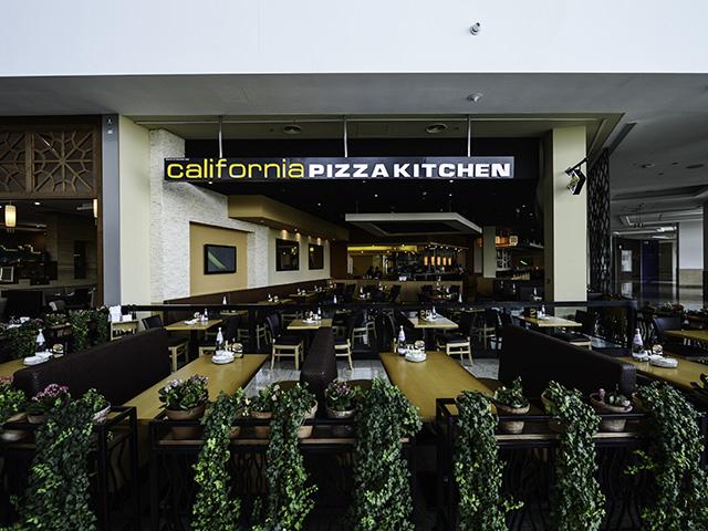 California Pizza Kitchen Restaurant In Dubai Festival City